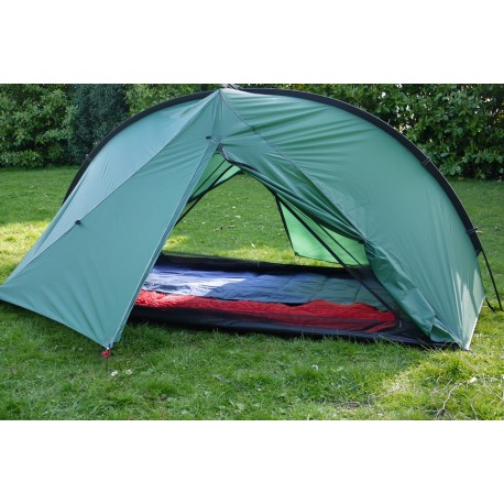 2 person, side entry tent