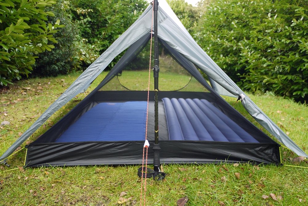 trekkertent stealth 2 low door : stealth tent - memphite.com