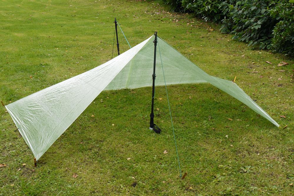 trekkertent cuben fibre tarp