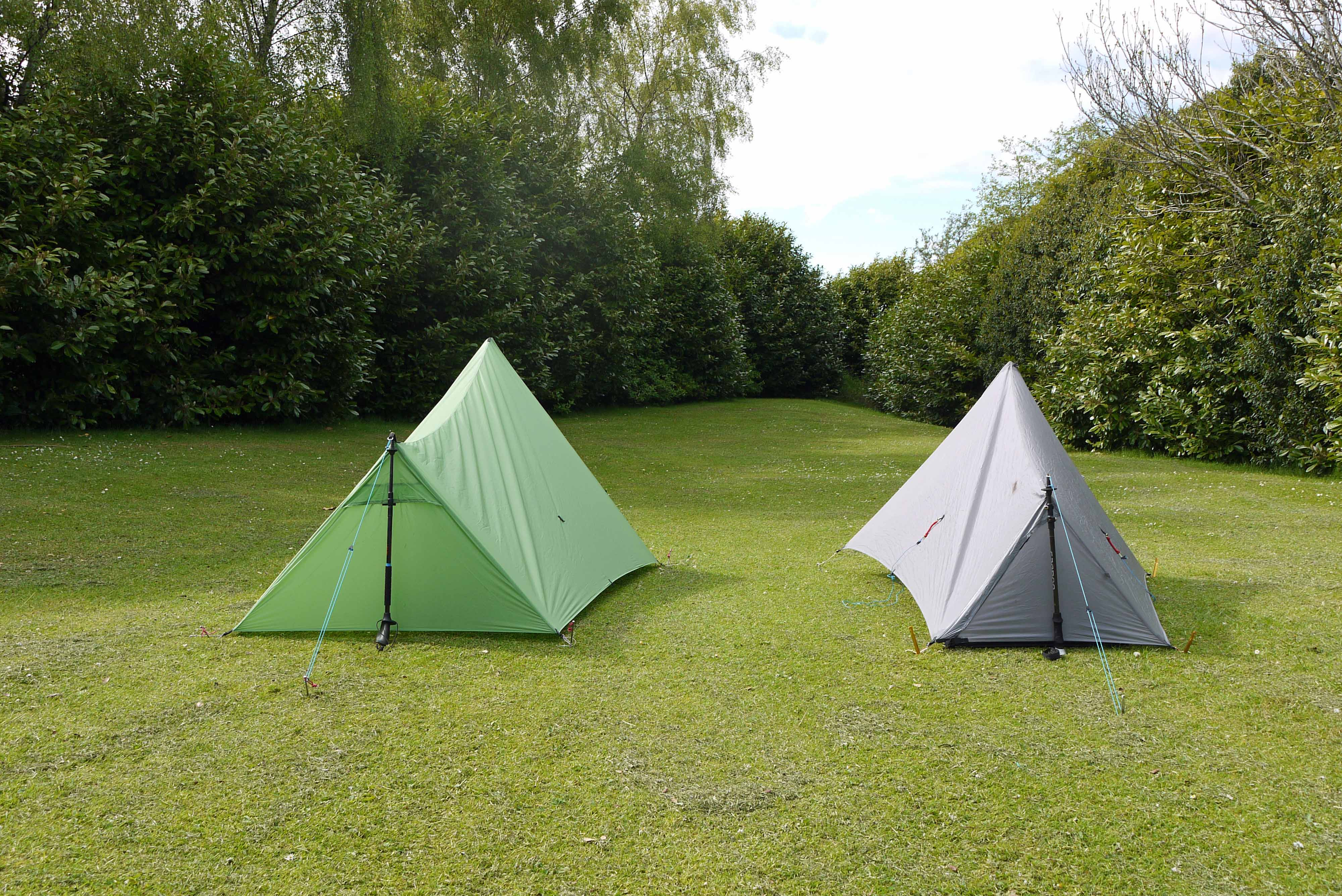 trekkertent stealth 1.5 comparison